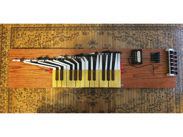 Electric Clavichord by dane3 - Thingiverse