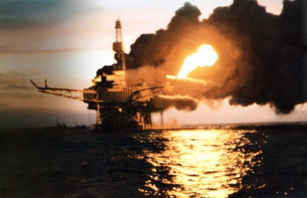 disasters   Piper Alpha was a North Sea oil production platform