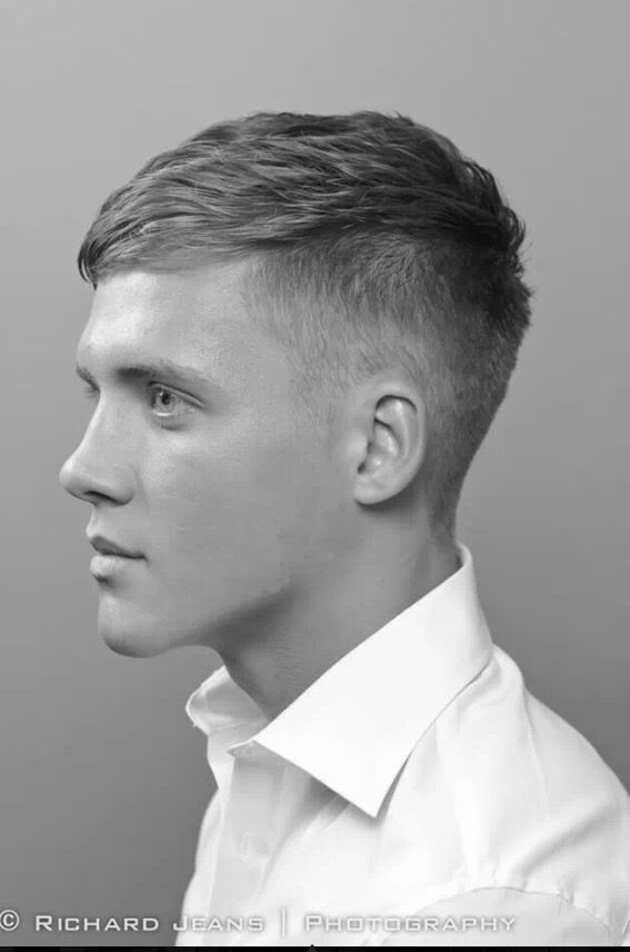 Mens Hairstyles Short real simple hairstyle