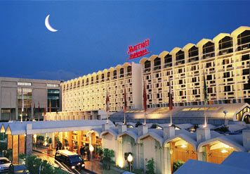 Marriott Hotel Islamabad Pakistan