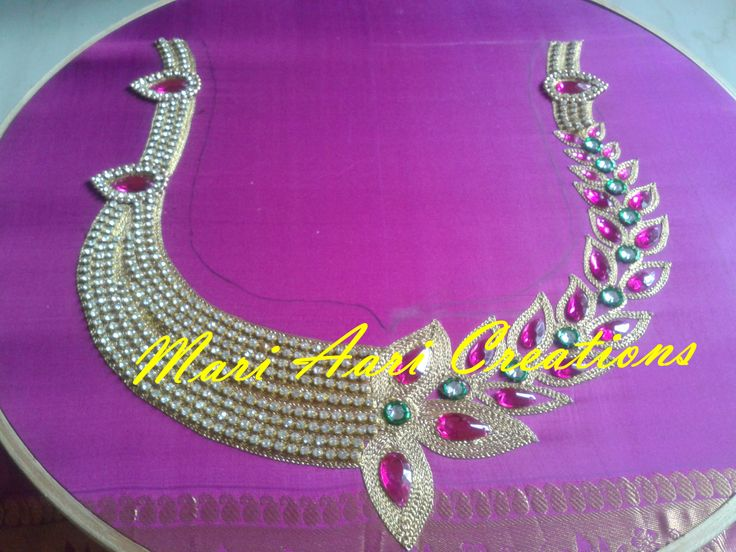 """Customized order   Rs.1500  Whats-app: 9962983940  Orders taken FOR MORE UPDATES DO VISIT OUR FACEBOOK PAGE  """" MARI AARI CREATIONS """" """" AARI EMBROIDERY CLASSES ADAMBAKKAM """"  https://www.facebook.com/MariAariCreations http://aariembroideryclasses.blogspot.in/"""