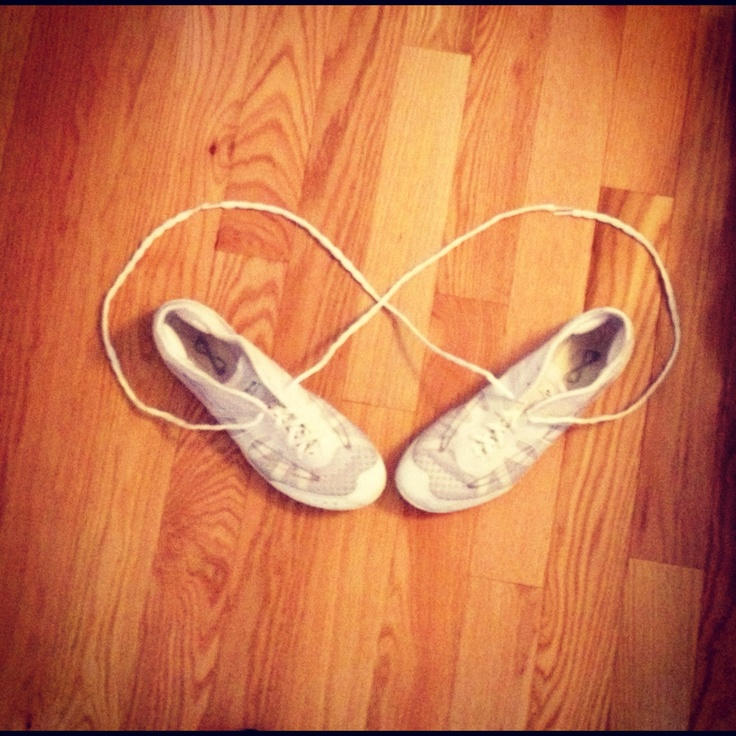 Nfinity  cheer shoes Laces  Cheer