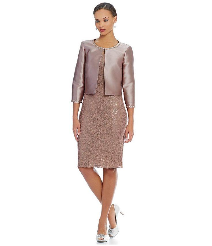 Sl fashions missy dresses