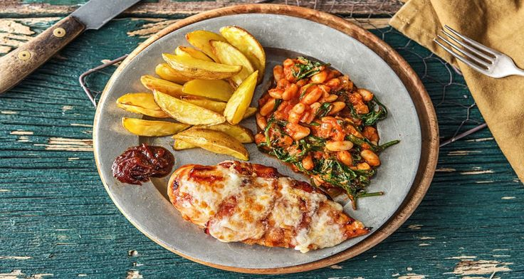 We love a good Hunters Chicken with Potato Wedges and this deliciously simple, chef-curated recipe doesn't disappoint. Time to bust out the pots and pans!