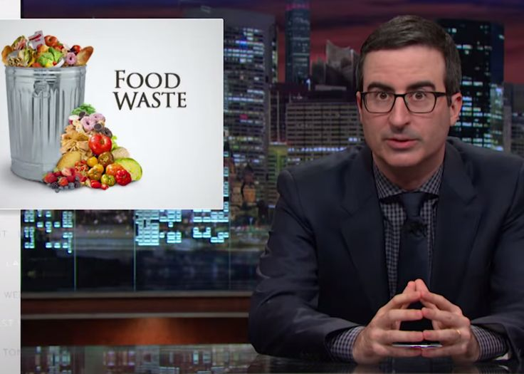 Why is food waste a problem in America?