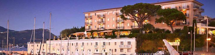 Mythique hôtel La Voile d'Or*****  à Saint-Jean-Cap-Ferrat, lieu mythique en dehors du modes et du temps, qui cultive un art de vivre unique au bord de la méditerranée