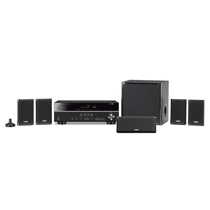 Yamaha YHT-4930UBL 5.1-channel wireless home-theater-in-a-box system