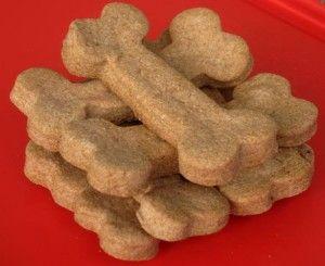 Homemade Bacon Flavored Dog Treats