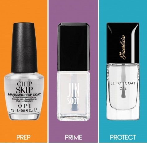 Manicure must-haves: Best base coats and top coats