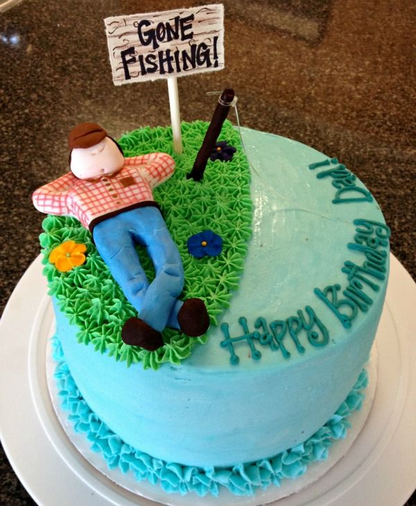 17 Best Ideas About Fisherman Cake On Pinterest Fish