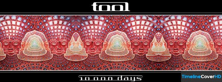 Tool 10000 Days Timeline Cover 850x315 Facebook Covers - Timeline Cover HD