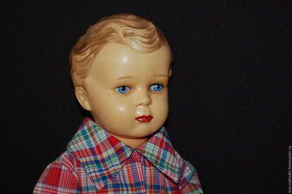 Винтажные куклы и игрушки. Ярмарка Мастеров - ручная работа. Купить Куколка из…