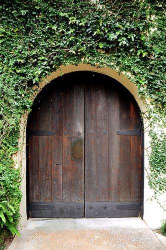 Cellar Door, Napa Valley, California   by Tallyn