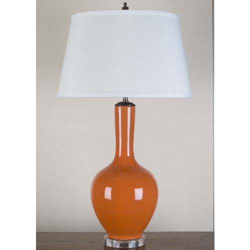 The 25+ best Orange lamps ideas on Pinterest | Pop of color ...