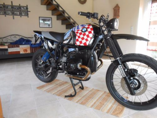 bmw r100gs scrambler custom in bayern maxh tte haidhof. Black Bedroom Furniture Sets. Home Design Ideas