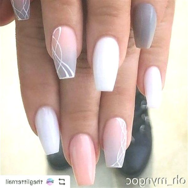 30 Fabulous Matte Nails Design For Short Nails Short Acrylic Nails Coffin Abbey Blog In 2020 Matte Nails Design Short Acrylic Nails Cute Acrylic Nails