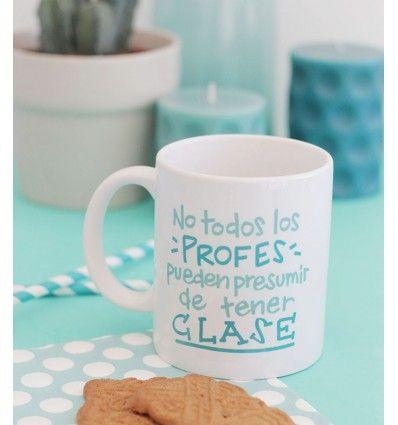 Taza para Profes #pedritaparker #taza #mug #regalo #divertido #clase #profesores
