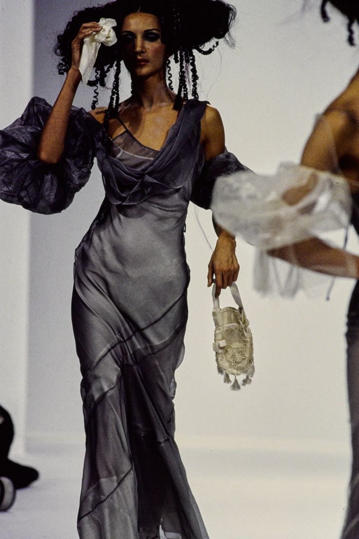 John Galliano Spring 1993 Ready-to-Wear Collection Photos - Vogue