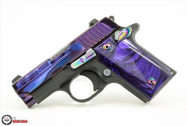 Sig Sauer P238 Purple .380 ACP NEW 238 380 Lipseys : Semi Auto Pistols at GunBroker.com