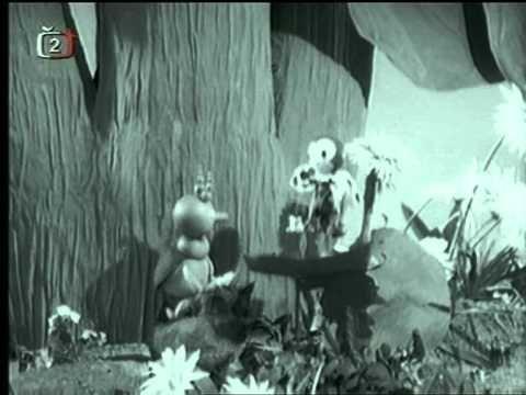 FERDA MRAVENEC - Jak šel Ferda do světa (1960)