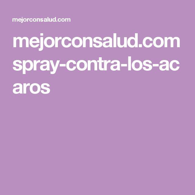 mejorconsalud.com spray-contra-los-acaros