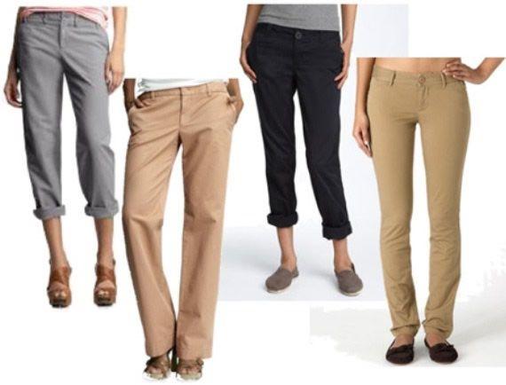 Awesome  Khaki Pants On Pinterest  Khakis Outfit Khakis And Khaki Pants