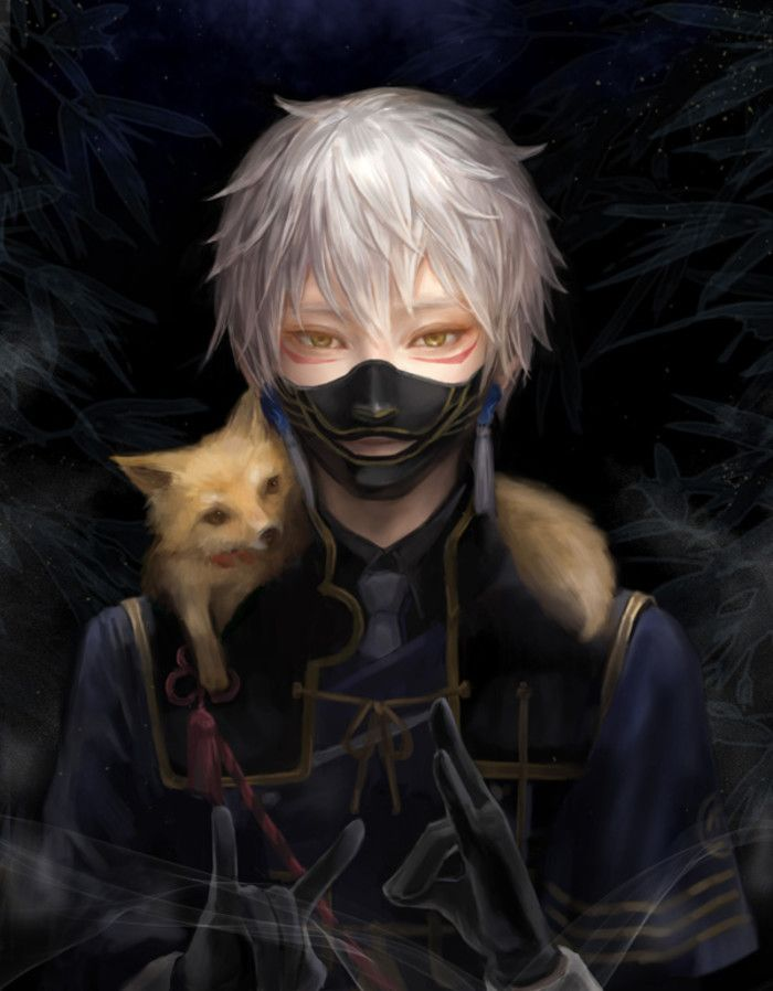 刀剑乱舞 鸣狐