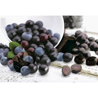 Brookside Dark Chocolate Acai with Bluberry Flavors - 7oz