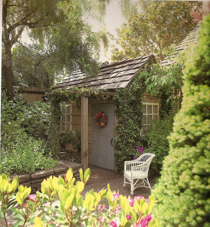Garden Shed Ideas 6 create an inviting entryway Best 20 Cottage Garden Sheds Ideas On Pinterest