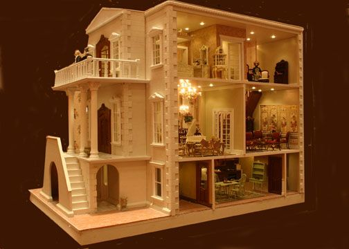 Dollhouse wiring kit canada auto electrical wiring diagram 110 best dollhouses interior 1 images on pinterest doll houses rh pinterest com dollhouse electrical systems wiring a dollhouse for lights asfbconference2016 Choice Image