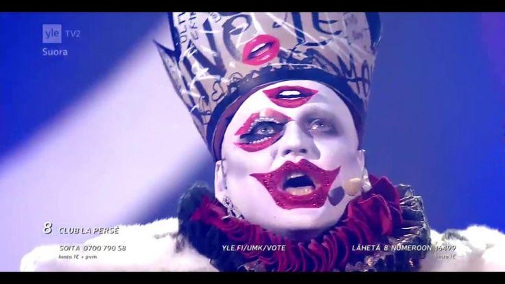 Club La Persé - My Little World (UMK 2017) LIVE