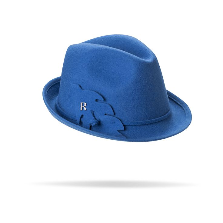 """Royal Blue"" hat in Blue"