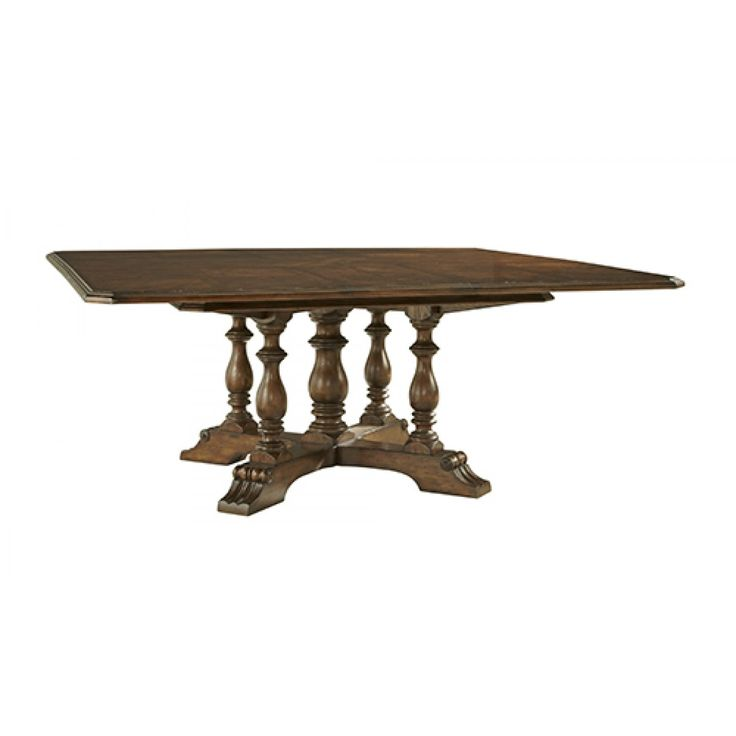 Shop For Fine Furniture Design Hunt Club Square Dining Table And Other Room Tables At Whitley Galleries In Raleigh North Carolina