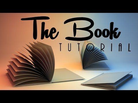 The Book Tutorial / C4D / MK-Graphics (720p,SK) - YouTube