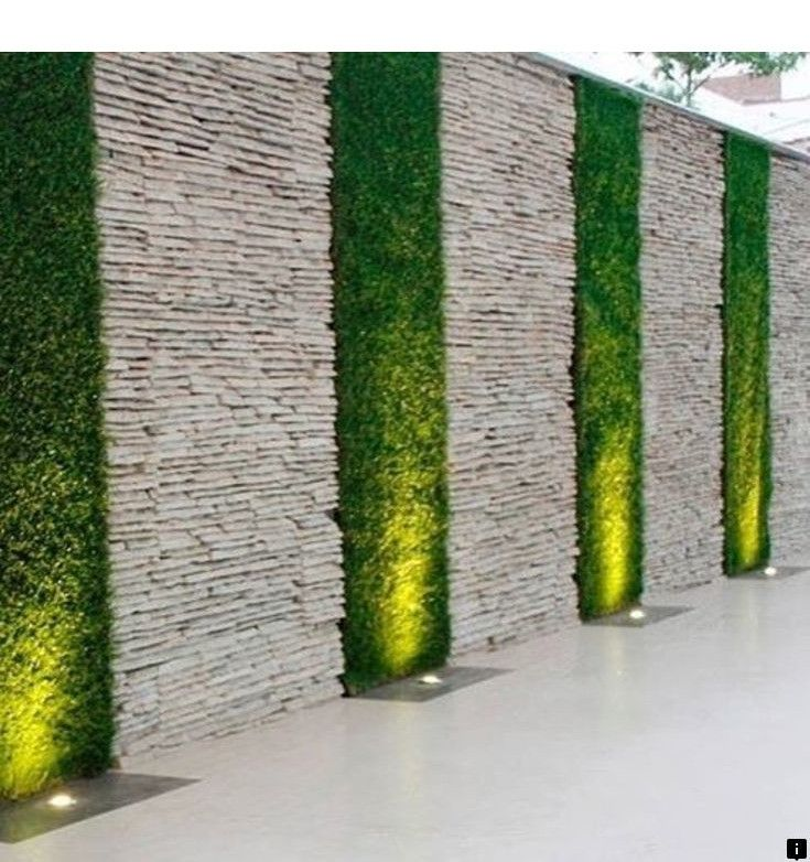 See Our Exciting Images Find More Information On Outdoor Wall Decor Click The Link To Read Mo Garden Lighting Design Garden Wall Decor Vertical Garden Design
