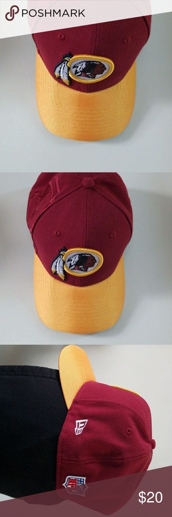 TEAM REDSKINS  HAT new ,no tags Hat New Era Accessories Hats