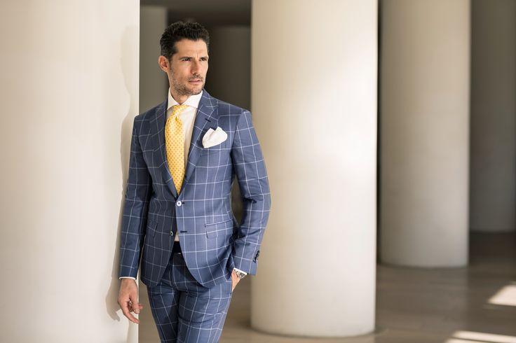 Una fantasia primaverile per i tuoi incontri formali  #formalwear #exclusive #sartoriarossi#suit