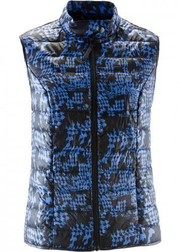 Prezzi e Sconti: #Bpc selection damen gilet trapuntato in blu:  ad Euro 14.99 in #Gilet trapuntato blu bpc #Donna > moda donna dalla a alla >