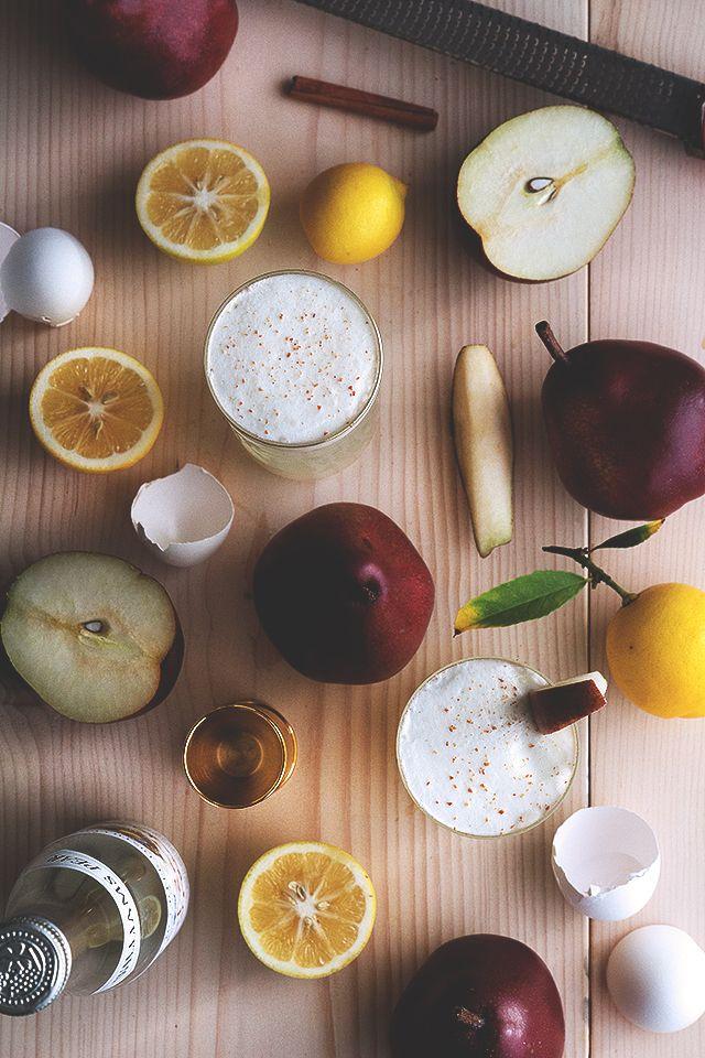 Pear Sonata Cocktail Recipe