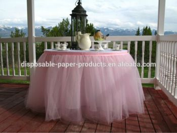 New Tutu Table Skirt Pink Tulle Table Skirt,Tutu Tableskirt For Wedding,Birthday,Princess Party,Baby Shower - - Buy Pink Tulle Table Skirt,Pink Tutu Table Skirt,Tutu Table Skirts Product on Alibaba.com