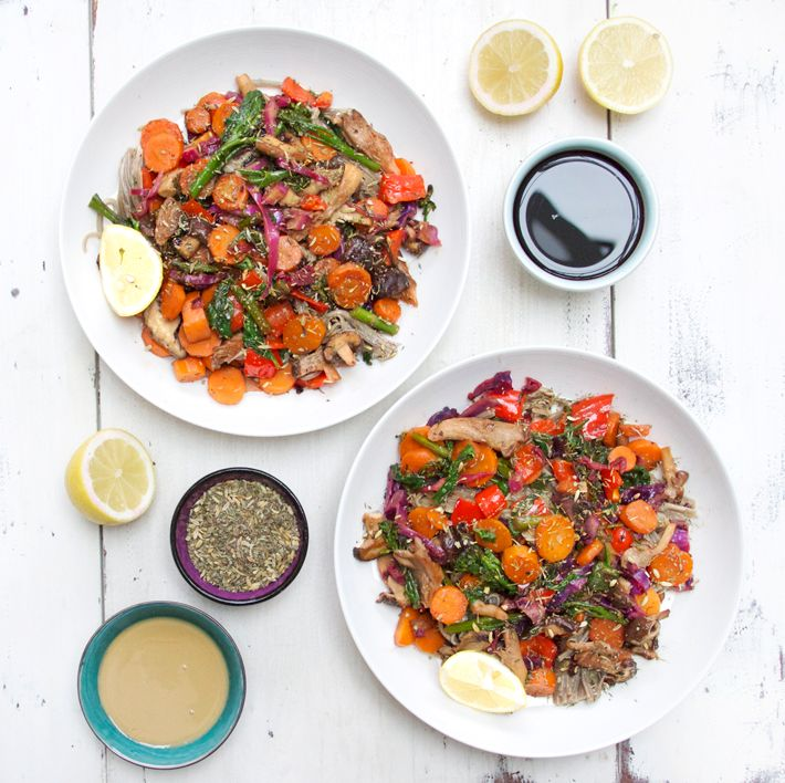 The Perfect Stir-Fry Monday and Tuesday lunch