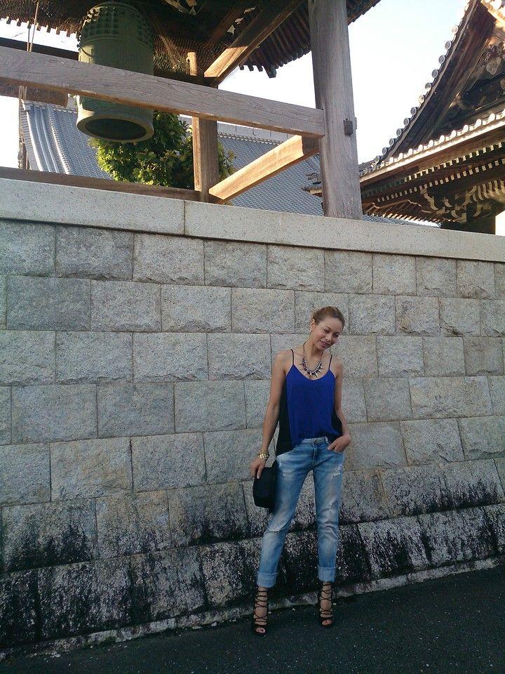 Ana - Royal blue