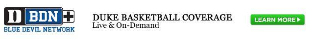 Duke Men's Basketball Schedule
