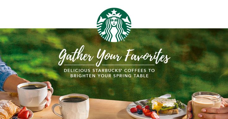 Enjoy a $5 Starbucks Card eGift when you purchase three (3) qualifying Starbucks products where you buy groceries (in one single transaction). It's easy to do!