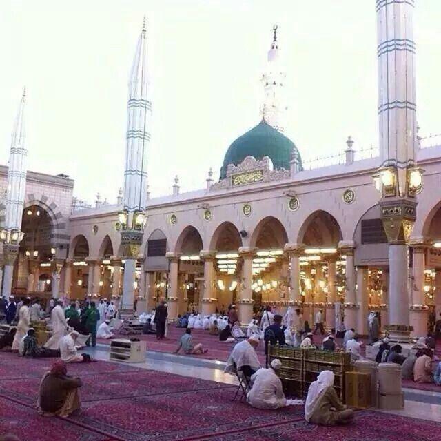 Al - Masjid Al-Nabawi