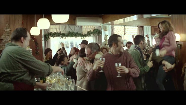 Spanish Christmas Lottery: There's no bigger prize than sharing | Ads of the World™