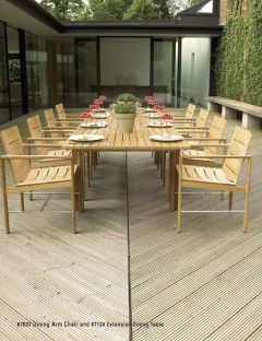 Sutherland_capri_67001-Dining-ArmChair_67124-Extension-Dining-Table