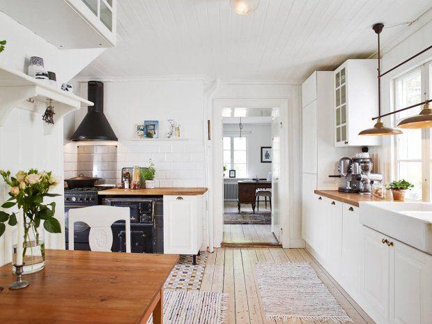 Zdjęcie numer 2 w galerii - Skandynawski dom z historią w tle