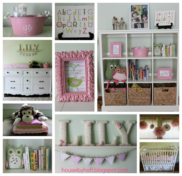 Little girls nursery