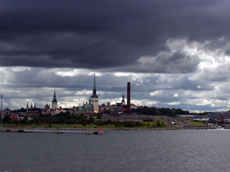 Port of Tallinn, Estonia